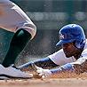Puig Pacing 2013 MLB Rookies