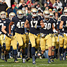 Notre Dame vs. Michigan Paces 2013 Slate