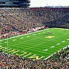 Cornhusker Nation Invades The Big House
