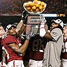 Lynch Leading NIU to BCS History in 2013 Orange Bowl