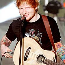Ed Sheeran Tour Adds New Dates Ahead of May 2015 Launch
